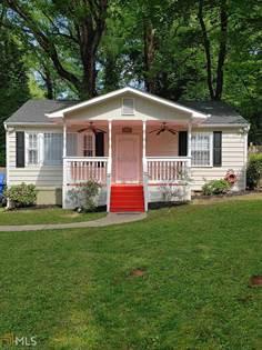 Residential Property for rent in 1280 Elizabeth Ave SW, Atlanta, GA, 30310