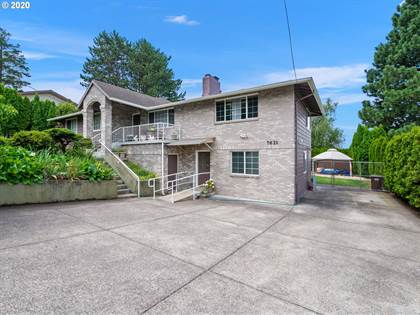 Residential Property for sale in 7621 SE 112TH AVE, Portland, OR, 97266
