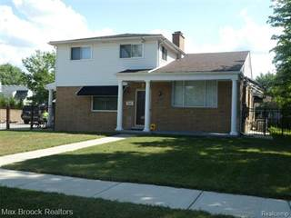 Single Family for sale in 1299 WILTSHIRE Road, Berkley, MI, 48072