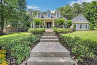 Single Family for sale in 15535 Wood Rd, Alpharetta, GA, 30004