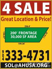 Comm/Ind for sale in 474471 State Road 200 (A1A) - Commercial ppty., Fernandina Beach, FL, 32034