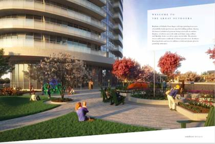 Residential Property for sale in ETOBICOKE, ON/Townhome/ Early Occupancy /30000 cash-back/ Last 2 units left, Toronto, Ontario