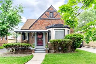 Single Family for sale in 16864 GRIGGS Street, Detroit, MI, 48221
