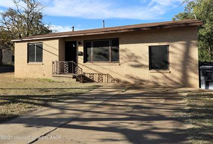 Residential Property for sale in 3801 14TH AVE, Amarillo, TX, 79107
