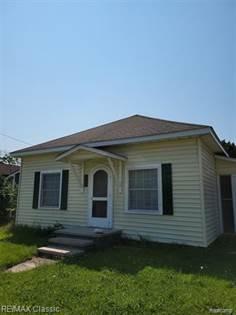 Residential Property for sale in 101 NORTH Street, Cheboygan, MI, 49721