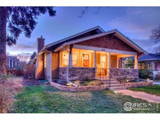 Single Family for sale in 609 Peterson St, Fort Collins, CO, 80524