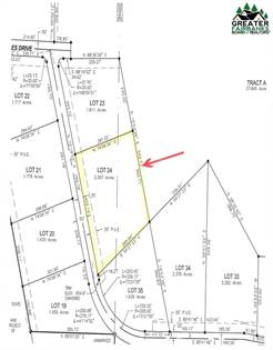 Lots And Land for sale in Lot 24 SIPES DR, Salcha, AK, 99714
