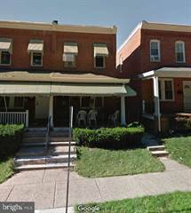 Single Family for rent in 1629 WILLOW STREET, Norristown, PA, 19401