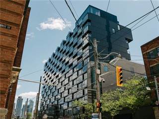 Condo for sale in 629 King St W 523, Toronto, Ontario