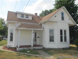 Single Family for sale in 11 N COMMERCIAL ST, Winchester, IL, 62694