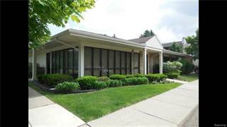 Condo for sale in 30414 ORCHARD LAKE Road 1, Farmington Hills, MI, 48334