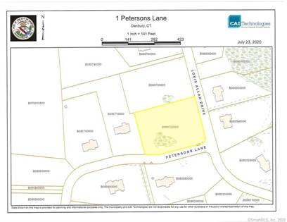 Lots And Land for sale in 1 Petersons Lane, Danbury, CT, 06811