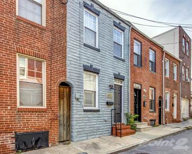Residential Property for sale in 236 Durham St., Baltimore City, MD, 21231