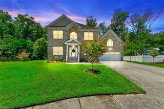Single Family for sale in 1124 Sutherlyn Court, Chesapeake, VA, 23322