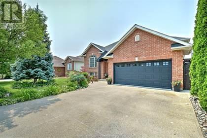 Single Family for sale in 923 BELLAGIO DRIVE, Windsor, Ontario, N8P1J7