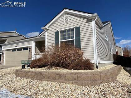 Residential Property for sale in 6684 Akerman Drive, Colorado Springs, CO, 80923
