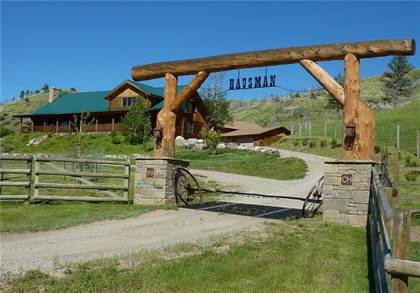 Farm And Agriculture for sale in Tbd Bridger Creek Road, Big Timber, MT, 59069