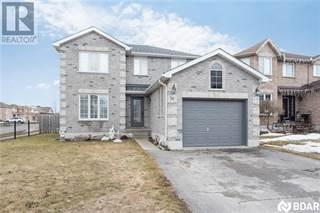 Single Family for sale in 74 WISMER Avenue, Barrie, Ontario, L4N9T9