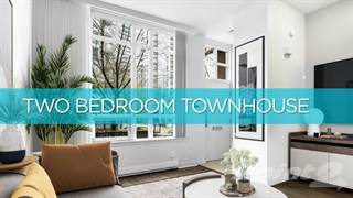 Townhouse for rent in Yaletown Nine Three Nine - Two Bedroom Townhome, Vancouver, British Columbia