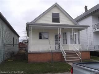 Single Family for sale in 11750 Sobieski Street, Hamtramck, MI, 48212