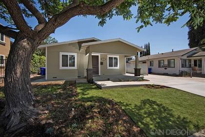 Multifamily for sale in 4567-4571 Felton St, San Diego, CA, 92116
