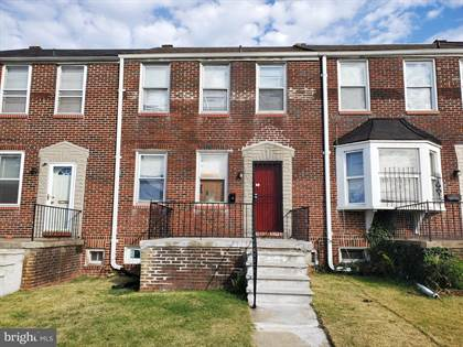 Residential Property for sale in 3610 ERDMAN AVENUE, Baltimore City, MD, 21213