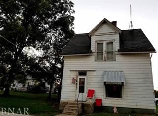 Single Family for sale in 305 S Isham St., Waynesville, IL, 61778