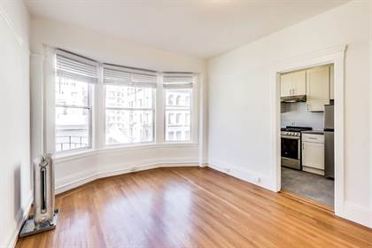 Apartment for rent in 449 O'Farrell Street, San Francisco, CA, 94102