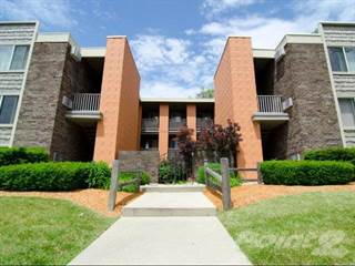 House for rent in Oakridge Apartments - 2 Bedroom 1 Bath for 2 People (rate per person), Lansing, MI, 48912