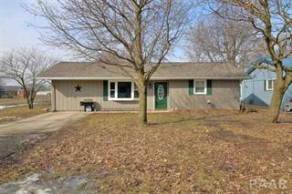 Single Family for sale in 717 S PRAIRIE Lane, Manito, IL, 61546