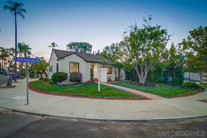 Residential Property for sale in 4197 Rochester Rd, San Diego, CA, 92116