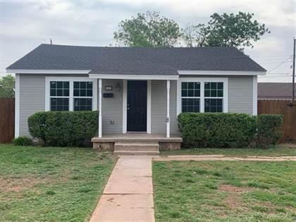 Residential Property for sale in 1017 Graham Street, Abilene, TX, 79603
