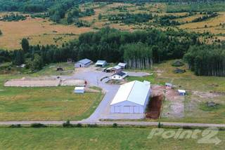 Farm And Agriculture for sale in 160 Acre Horse Farm Whickerdale Equestrian Center, Englehart, Ontario, P0J 1H0