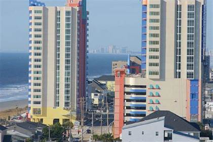 Residential Property for sale in 3500 N Ocean Blvd. 1603, North Myrtle Beach, SC, 29582