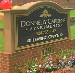 Apartment for rent in Donnelly Gardens, Atlanta, GA, 30310