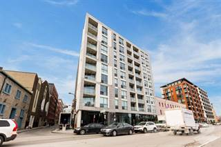 Apartment for sale in 711 Rue de la Commune O., #806, Montreal, Quebec