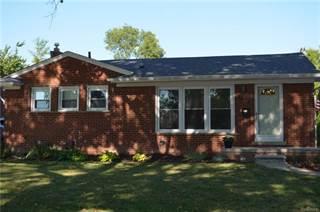 Single Family for sale in 8830 PERRIN Street, Livonia, MI, 48150