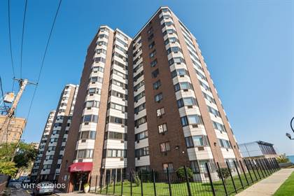 Residential Property for sale in 7337 South SOUTH SHORE Drive 227, Chicago, IL, 60649