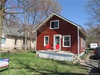 Single Family for sale in 215 N National Street, Howell, MI, 48843
