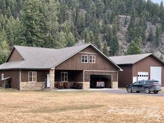 Residential Property for sale in 6290 Kootenai River Road, Libby, MT, 59923
