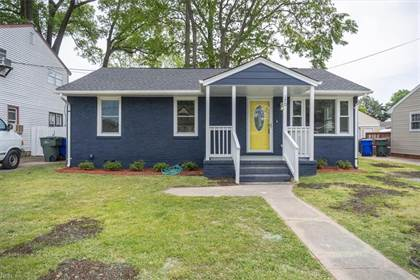 Residential Property for sale in 170 Frizzell Avenue, Norfolk, VA, 23502