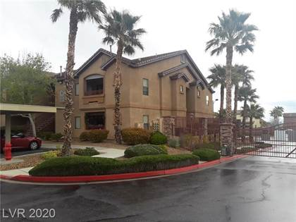 Residential Property for rent in 8250 Grand Canyon Drive 2073, Las Vegas, NV, 89166