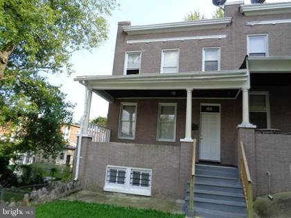 Residential Property for sale in 745 SPRINGFIELD AVENUE, Baltimore City, MD, 21212