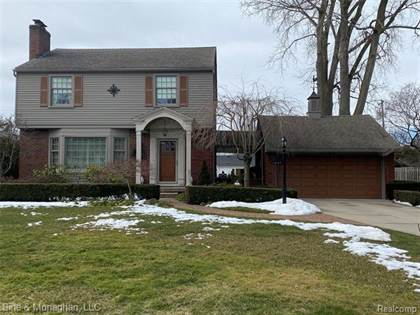 Residential Property for sale in 1037 BALFOUR Street, Grosse Pointe Park, MI, 48230