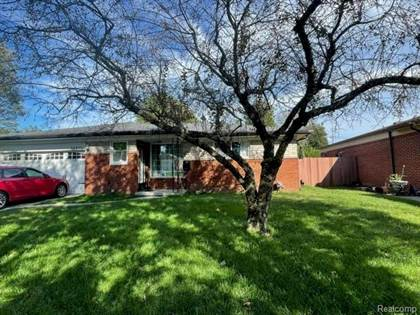 Residential Property for sale in 28850 PANAMA Street, Warren, MI, 48092