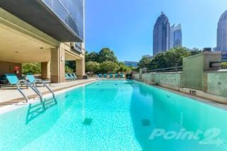 Apartment for rent in Arts Center Tower, Atlanta, GA, 30309