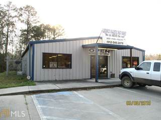 Comm/Ind for sale in 576 S Mcdonald St, Ludowici, GA, 31316