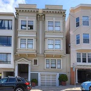 Apartment for rent in 2618-22 Gough, San Francisco, CA, 94123