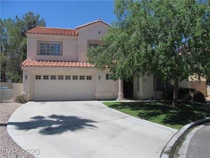 Residential Property for rent in 8701 CRESCENT RIDGE Lane, Las Vegas, NV, 89134
