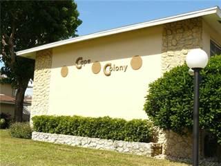 Condo for sale in 4004 Coronado PKY 110, Cape Coral, FL, 33904
